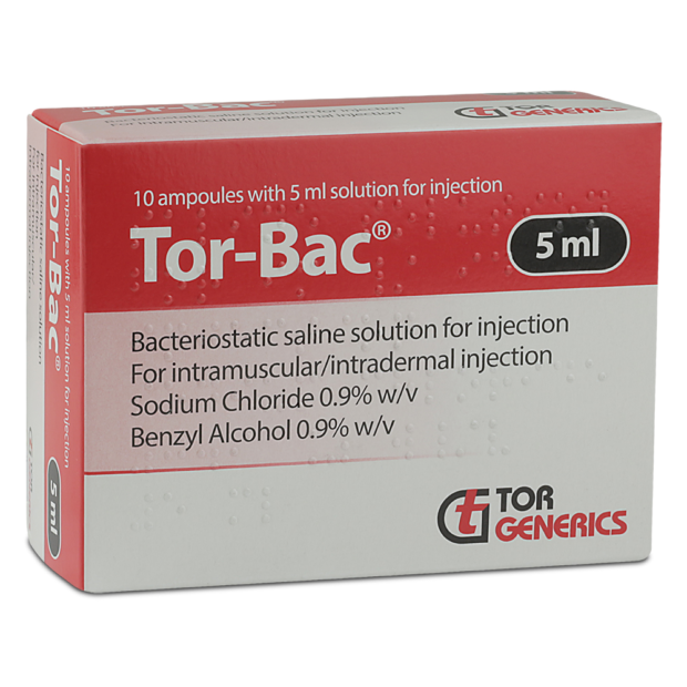 Tor bac 10x5ml Ampoules Online